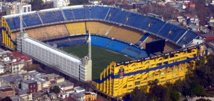 Стадион Бомбонера - достопримечательности Буэнос-Айреса