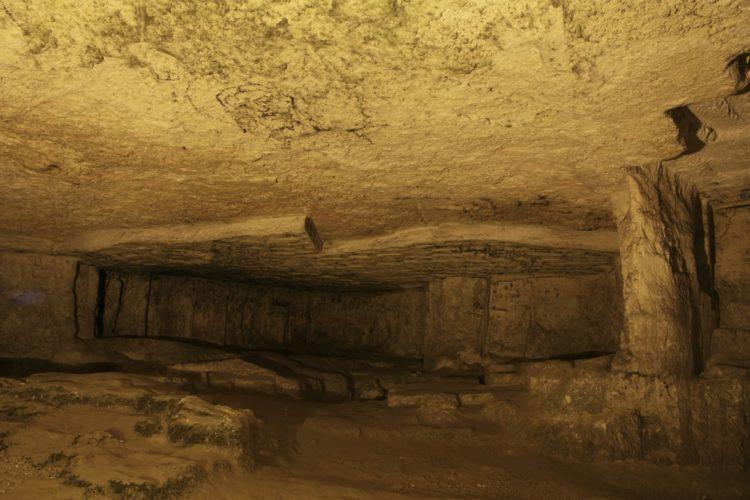 Пещера Седекии - достопримечательности Иерусалима
