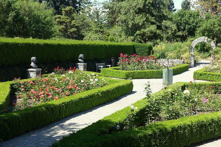 Ботанический сад Ван Дусена - достопримечательности Ванкувера