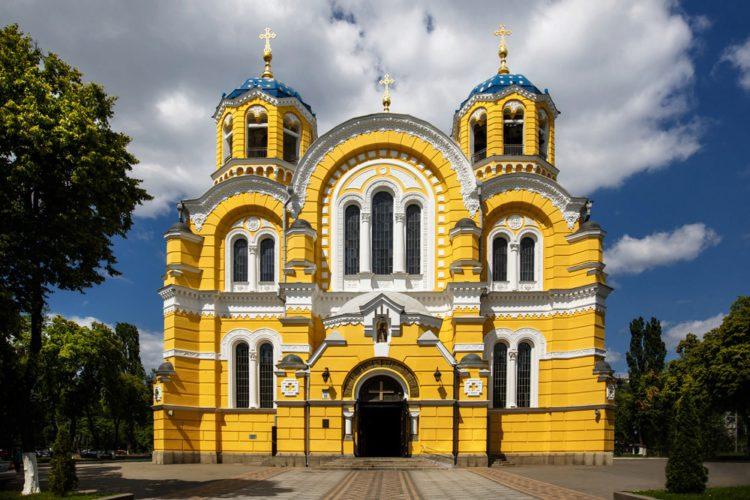 Владимирский собор - достопримечательности Киева