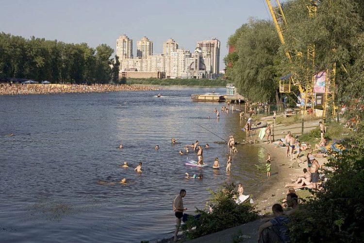 Гидропарк - что посмотреть в Киеве