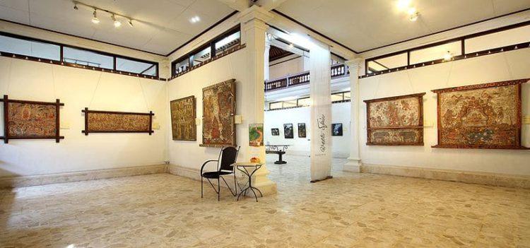 Музей искусств Агунг Раи - достопримечательности Бали