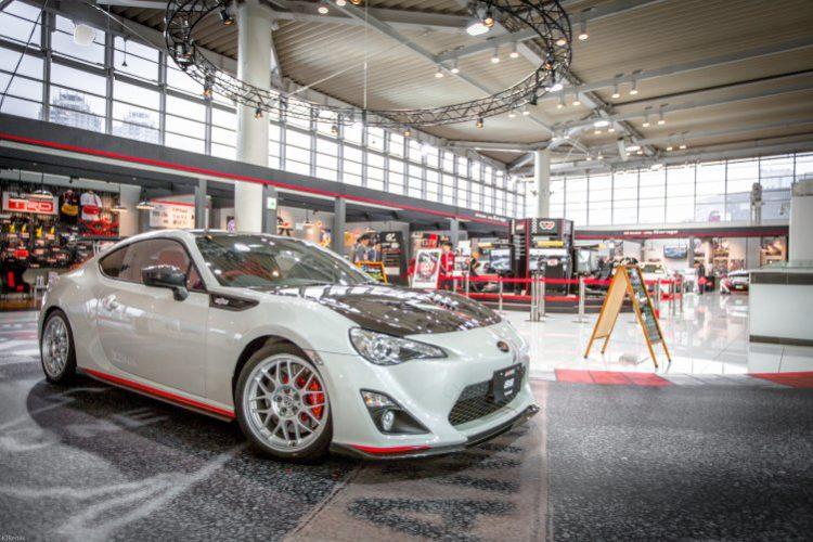 Выставочный центр Toyota - достопримечательности Токио