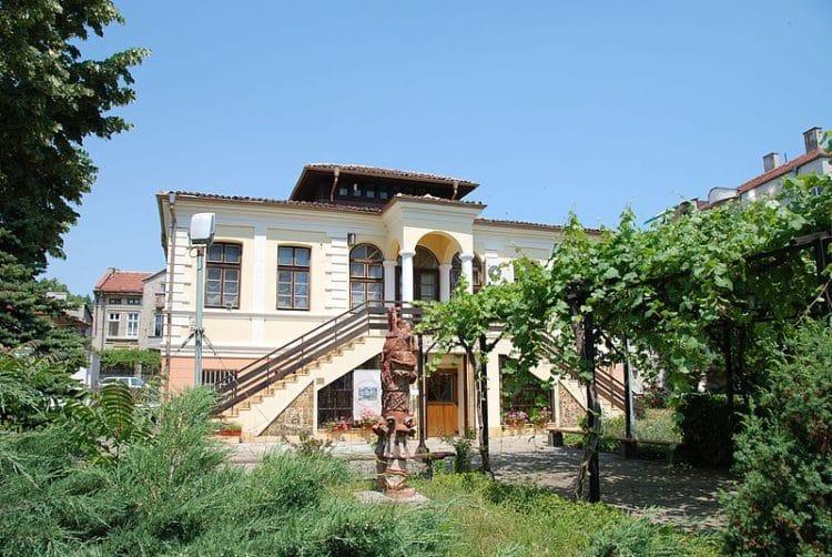 Этнографический музей - достопримечательности Бургаса
