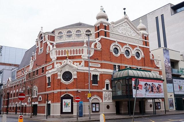 Гранд Опера - достопримечательности Белфаста