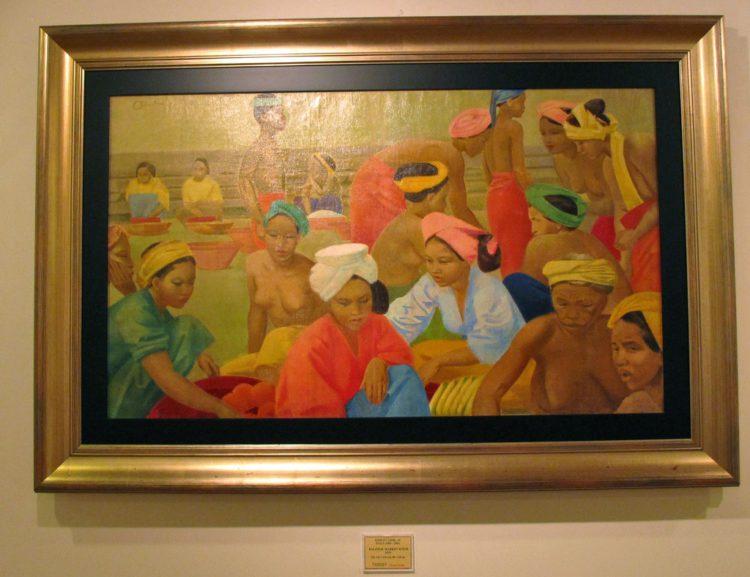 Музей Пасифика - достопримечательности Бали