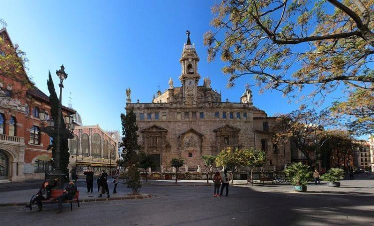 Церковь Святых Иоаннов - достопримечательности Валенсии
