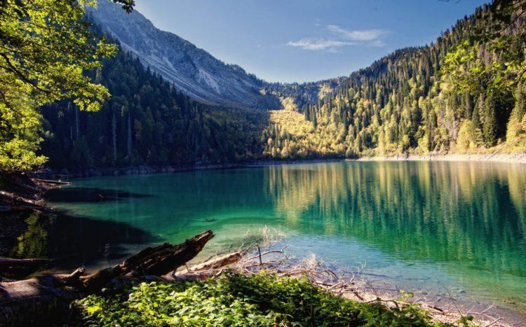 Что посмотреть в Абхазии. Выбрали самые красивые места Абхазии
