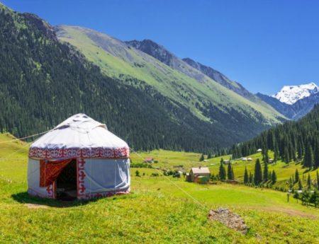 Лучшие достопримечательности Киргизии