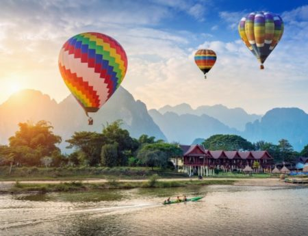 Лучшие достопримечательности Лаоса