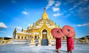 Достопримечательности Мьянмы: Топ-20 лучших (МНОГО ФОТО)