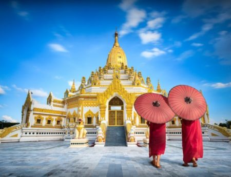 Лучшие достопримечательности Мьянмы