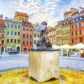 Лучшие достопримечательности Варшавы