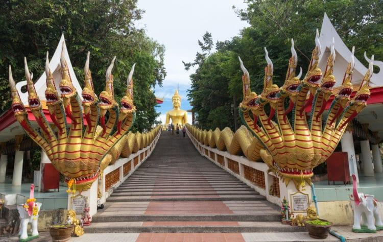 Большой Будда - достопримечательности Паттайи