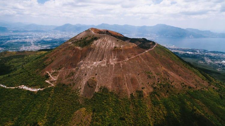 Вулкан Везувий - достопримечательности Неаполя
