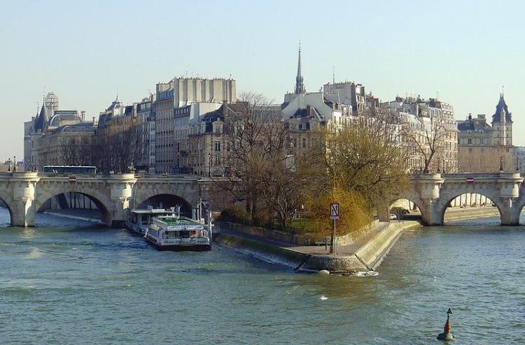 Остров Сите - достопримечательности Парижа