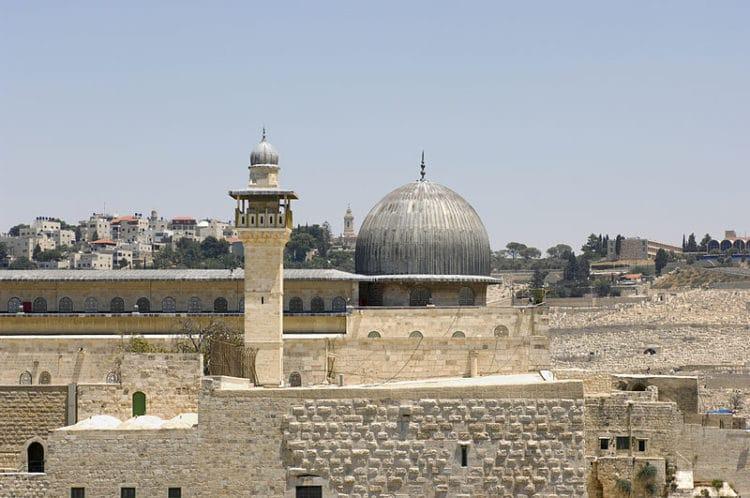 Мечеть аль-Акса - достопримечательности Иерусалима