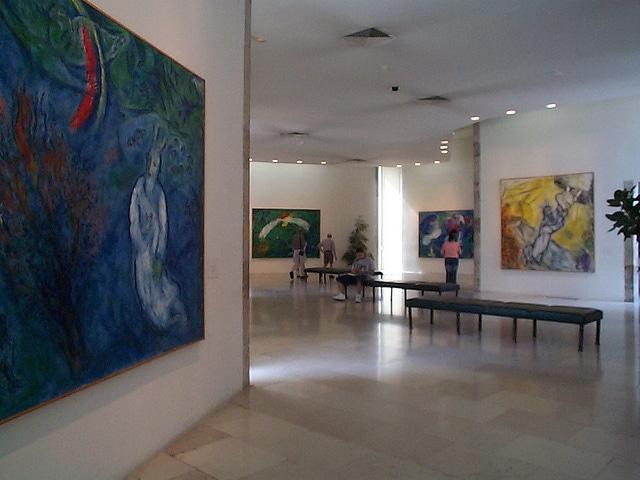 Музей Марка Шагала - достопримечательности Ниццы