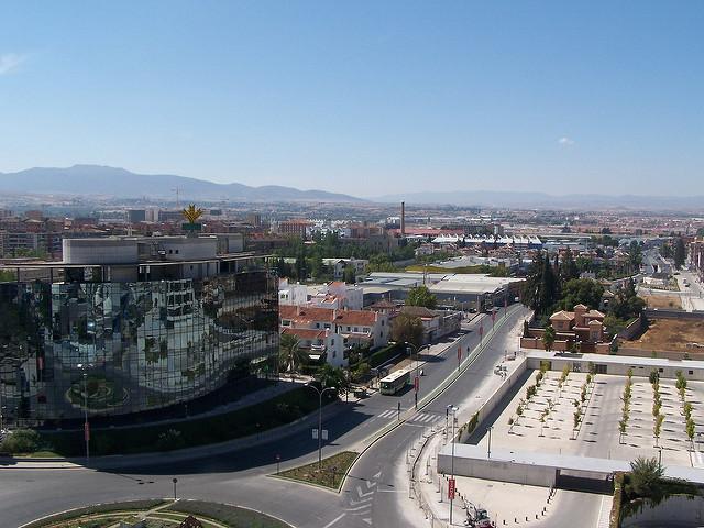 Парк наук - достопримечательности Гранады