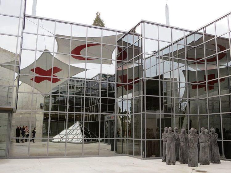 Музей Красного креста и Красного полумесяца - достопримечательности Женевы