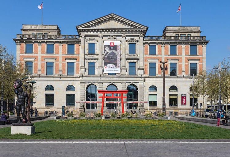 Музей Уберзее - достопримечательности Бремена