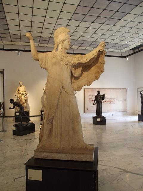 Археологический музей Неаполя - достопримечательности Неаполя