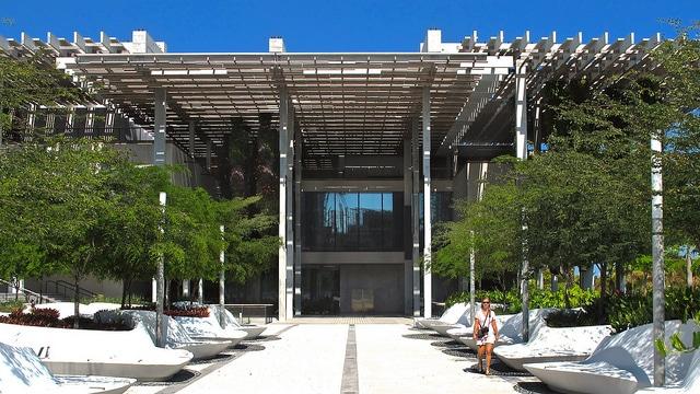 Музей искусств Перес - достопримечательности Майами