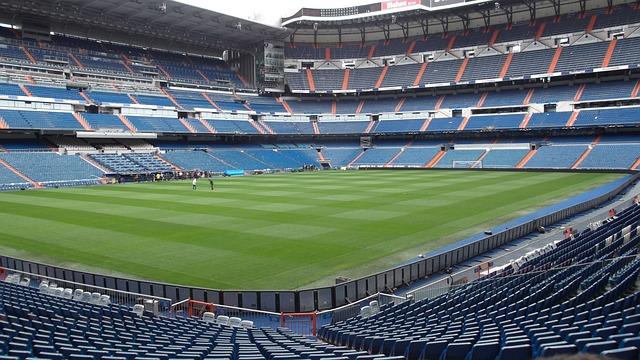 Стадион Сантьяго Бернабеу - достопримечательности Мадрида