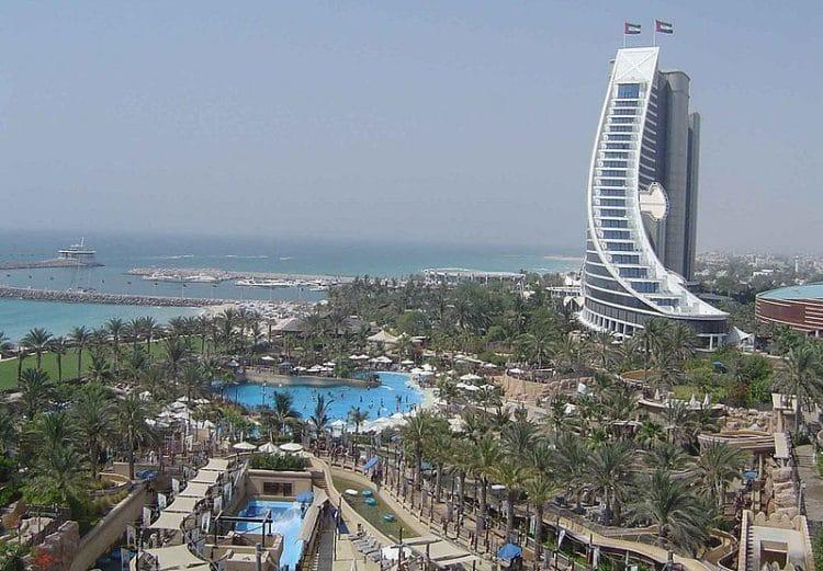 Аквапарк «Wild Wadi» - достопримечательности Дубая