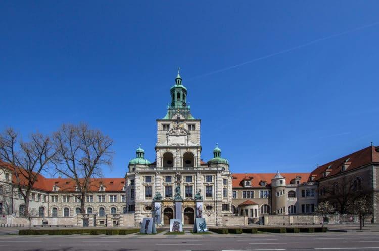 Баварский национальный музей - достопримечательности Мюнхена