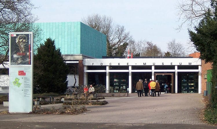 Музей Фоке - достопримечательности Бремена