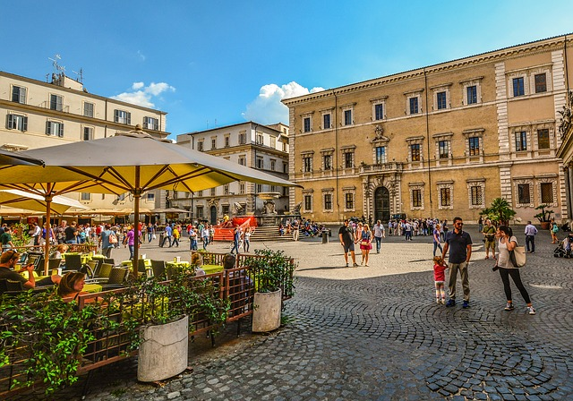 Район Трастевере - достопримечательности Рима