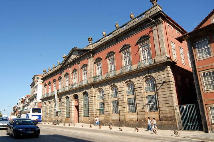 Музей Суариш-душ-Рейш - достопримечательности Порту