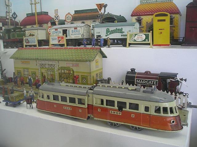 Музей игрушек (Muzeum hraček) - достопримечательности Праги