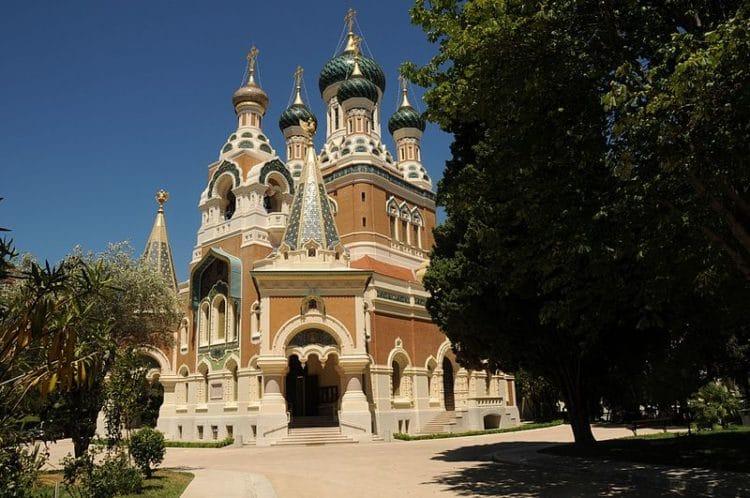 Николаевский собор - достопримечательности Ниццы