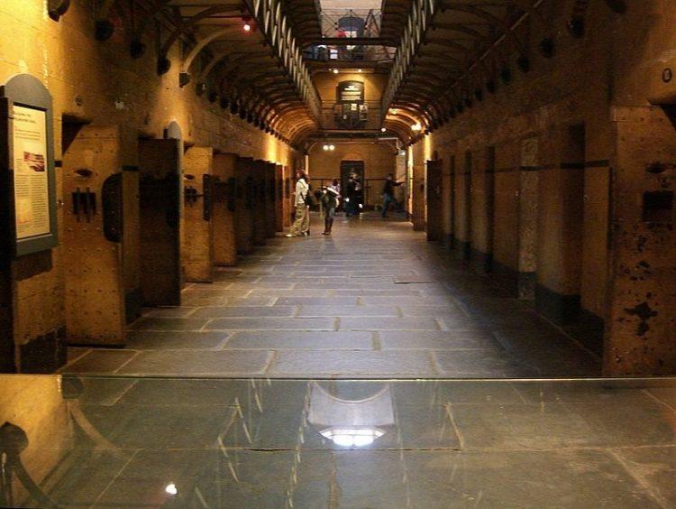 Старая Мельбурнская тюрьма - достопримечательности Мельбурна