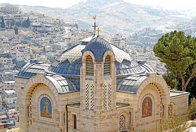 Церковь Святого Петра в Галликанту - достопримечательности Израиля