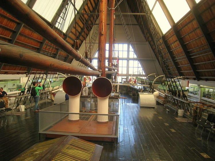 Музей Фрама - достопримечательности Осло