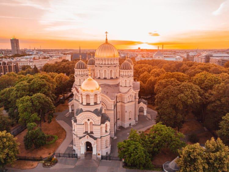 Христорождественский собор - достопримечательности Риги
