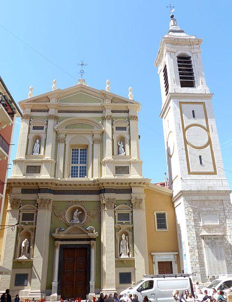 Собор святой Репараты - достопримечательности Ниццы