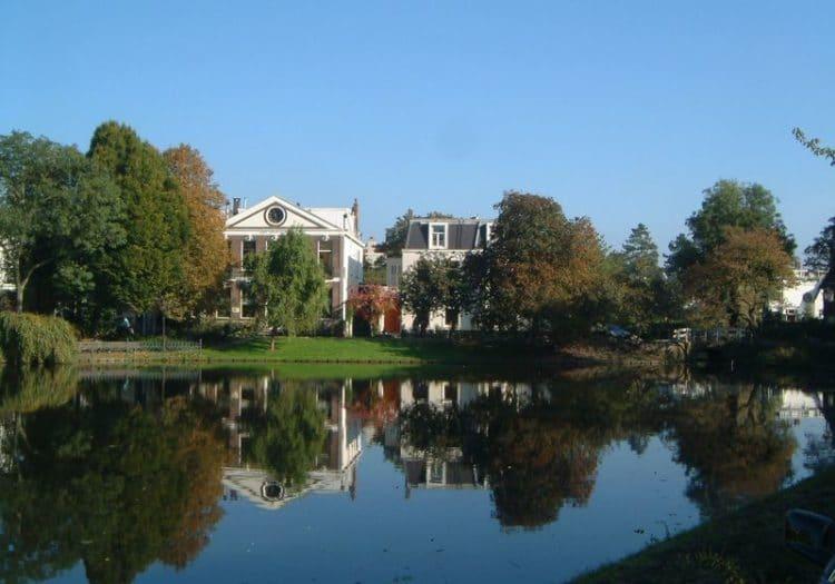 Замок Хонинген - достопримечательности Роттердама