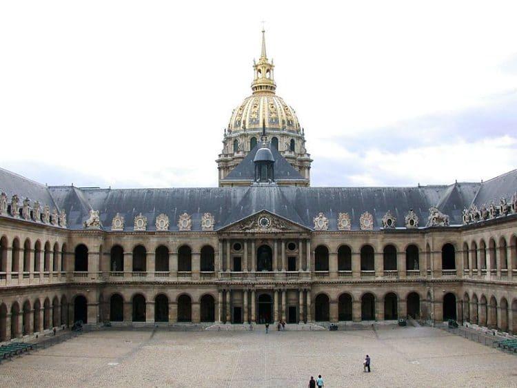 Дом Инвалидов - достопримечательности Парижа