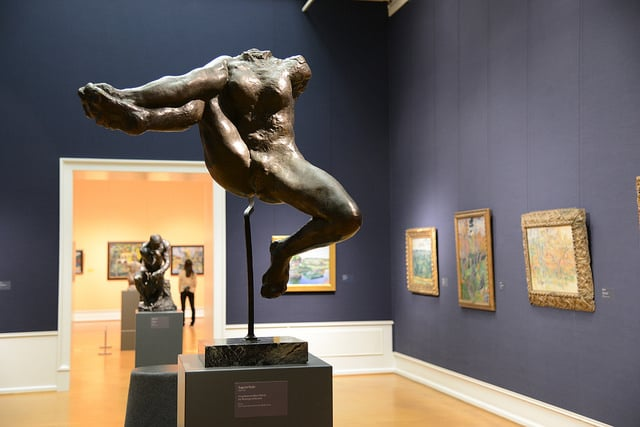 Национальная галерея - достопримечательности Осло