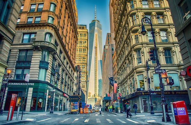 Район Манхэттен - достопримечательности Нью-Йорка
