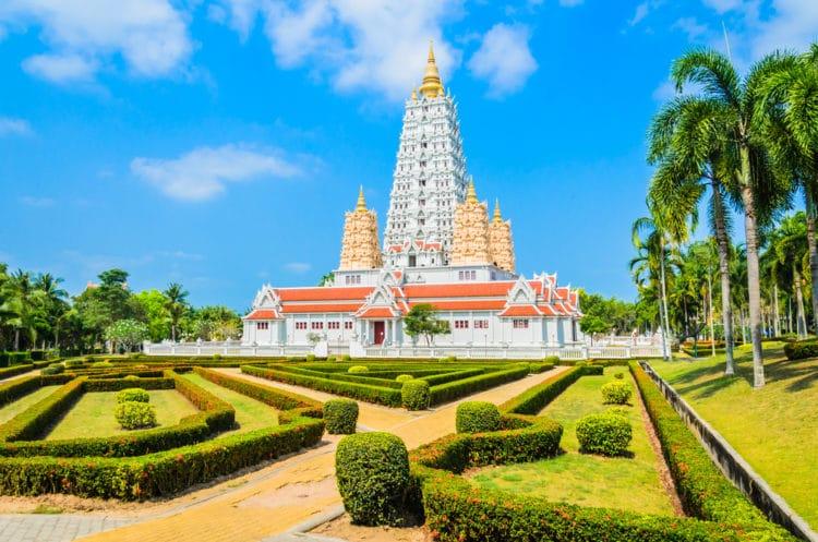 Храмовый комплекс Ват Ян - достопримечательности Паттайи
