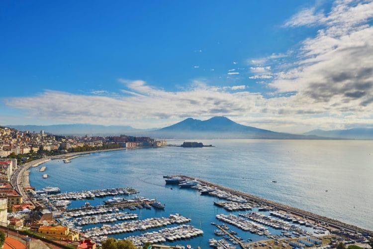 Неаполитанский залив - Что посмотреть в Неаполе
