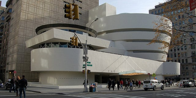 Музей Соломона Гуггенхайма - достопримечательности Нью-Йорка