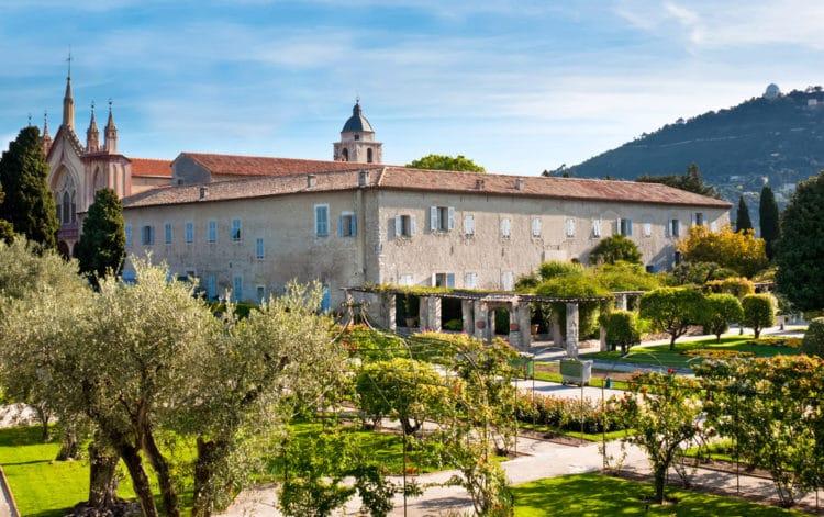 Монастырь Симье - достопримечательности Ниццы
