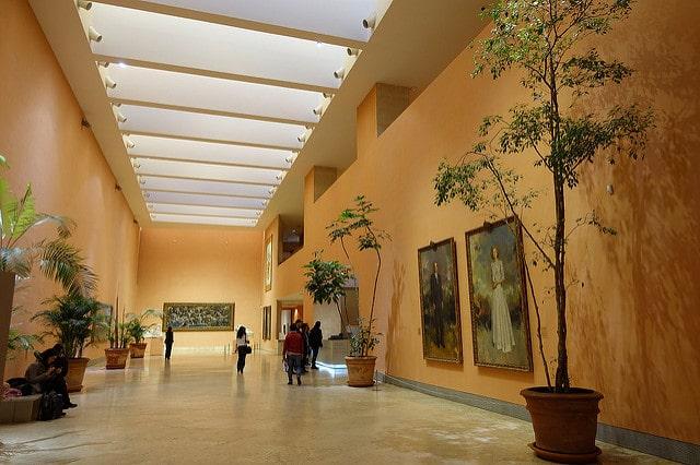 Музей Тиссена-Борнемисы - достопримечательности Мадрида