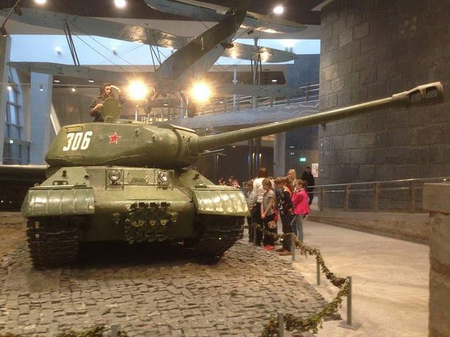 Музей истории Великой Отечественной войны - достопримечательности Минска